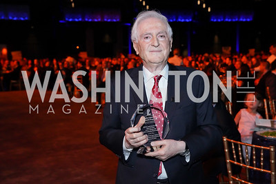 Honorary Chair Dr. Amin Barakat. Photo by Tony Powell. 2020 St. Jude's Gourmet Gala. The Anthem. February 27, 2020