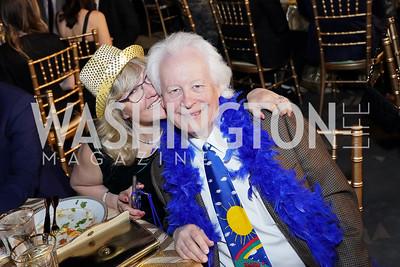 Kit and Jocky Creasy. Photo by Tony Powell. 2020 St. Jude's Gourmet Gala. The Anthem. February 27, 2020