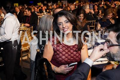 Gladys Abi-Najm. Photo by Tony Powell. 2020 St. Jude's Gourmet Gala. The Anthem. February 27, 2020
