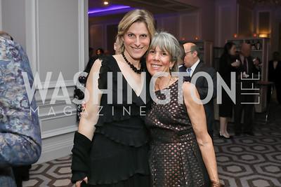 Skye Raiser, Kim Larson. Photo by Tony Powell. 10th Annual Teach for America Gala. Ritz Carlton. February 26, 2020