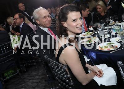 Allison Crampton. Photo by Tony Powell. 10th Annual Teach for America Gala. Ritz Carlton. February 26, 2020