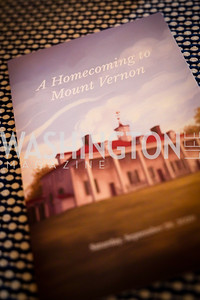 Photo by Tony Powell. A Homecoming to Mount Vernon. September 26, 2020