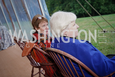 Carol Currier, Cheryl Sharp. Photo by Tony Powell. A Homecoming to Mount Vernon. September 26, 2020
