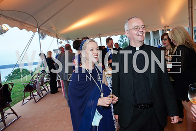 Lorraine and Rev. Tim Cole. Photo by Tony Powell. A Homecoming to Mount Vernon. September 26, 2020