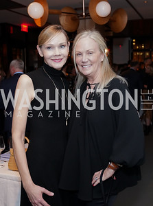 Jill Bruno, Robin Wilder. Photo by Tony Powell. DC Central Kitchen Dinner with Ryan Zimmerman. Eaton. January 29, 2020