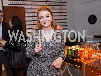 Liz Penrose. Photo by Tony Powell. DC Central Kitchen Dinner with Ryan Zimmerman. Eaton. January 29, 2020