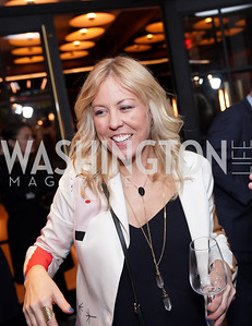 Maggie O'Neill. Photo by Tony Powell. DC Central Kitchen Dinner with Ryan Zimmerman. Eaton. January 29, 2020