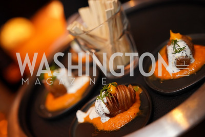 Photo by Tony Powell. DC Central Kitchen Dinner with Ryan Zimmerman. Eaton. January 29, 2020