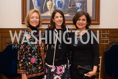 Maggie Stogner, Florence Williams, Gouri Mirpuri