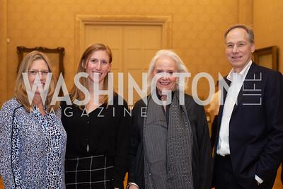 Sandra Stewart, Ali Epstein, Carole Dickert-Scherr, Paul Murray