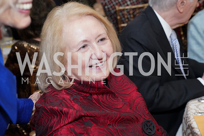 Melanne Verveer. Photo by Tony Powell. Esther's 90th Birthday Party. January 14, 2020