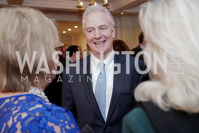 Sen. Chris Van Hollen. Photo by Tony Powell. Esther's 90th Birthday Party. January 14, 2020