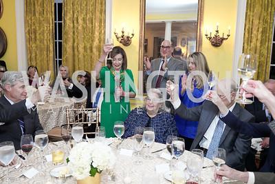Photo by Tony Powell. Esther's 90th Birthday Party. January 14, 2020