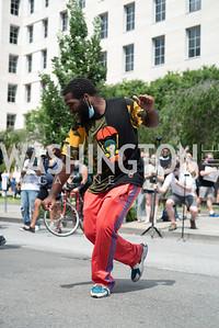Police Brutality Protest 21. Photo by Yasmin Holman. Washington DC. June 5, 2020.