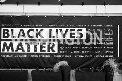 Police Brutality Protest 11. Photo by Yasmin Holman. Washington DC. June 5,  2020.