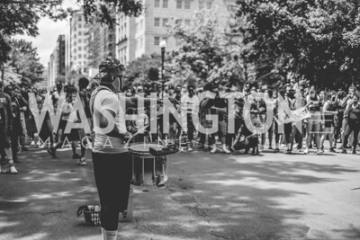 Police Brutality Protest 8. Photo by Yasmin Holman. Washington DC. June 5, 2020.