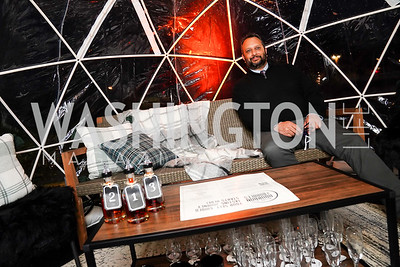 "Arvind Manocha. Photo by Tony Powell. Wolf Trap ""Bourbon in Bubbles."" November 12, 2020"