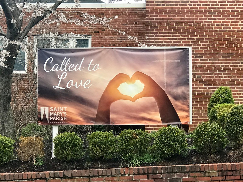 Is LOVE always the answer? March 21, 2020