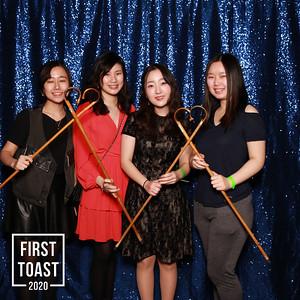 2020 UPenn First Toast
