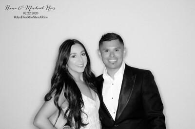 Nina & Michael Rios