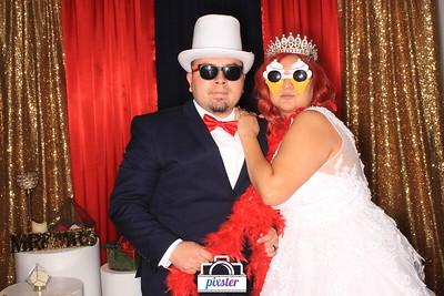 Mr. & Mrs. Solis Wedding