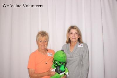 We Value Volunteers
