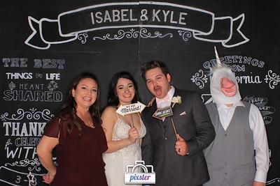 Isabel & Kyle