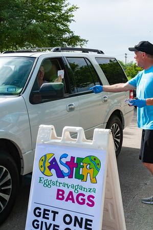 Family Eggstravaganza Bag Distribution