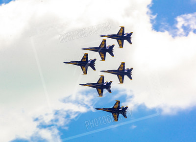 Blue Angels in Chicago
