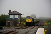 4004 with 217 propelling on the rear leaves Limerick Jct. with the 0925 Cork - Heuston. Wed 12.08.20