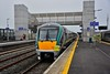 22003 arrives into Limerick Jct. with the 0855 Killarney - Galway Emerald Pullman Spl. by Railtours Ireland. The company has chartered a 3ICR from Iarnrod Eireann for a 7 night tour around the Island of Ireland. Wed 12.08.20