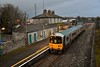 2807 + 2808 at Nenagh with the 1655 Limerick - Ballybrophy. Mon 17.02.20