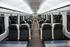 The refreshed interior of 22463 at Nenagh. Fri 03.01.20
