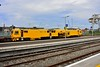 Points and Crossings Tamper 751 stabled at Limerick. Thurs 30.07.20
