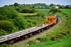 081 heads out of Nenagh at Lisbunny towards the worksite at the 28MP. Tues 02.06.20