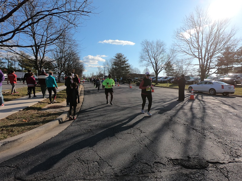 Country Road 5 Miler 2020 - Photo by John Whitridge