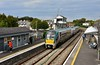 22026 arrives into Roscommon with the 1310 Westport - Heuston. Mon 14.09.20