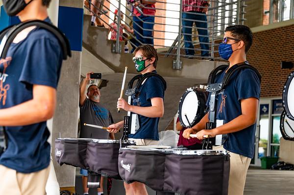 Stadium Service August 30, 2020 McKinney ISD Stadium