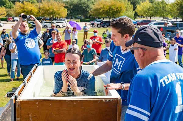 Tailgate Baptisim October 11, 2020