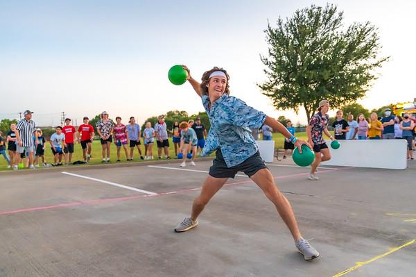 Back 2 School Bash & Dodgeball Tournament August 19, 2020