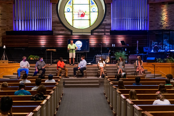 Licensing to the Ministry at YouthQuake August 5, 2020
