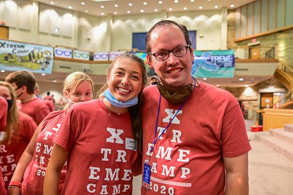 Xtreme Camp 30 July 20, 2020