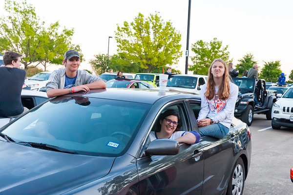 2020, Xtreme Camp Rally Drive-In April 15
