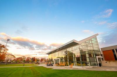 Slavin Center & Slavin Lawn