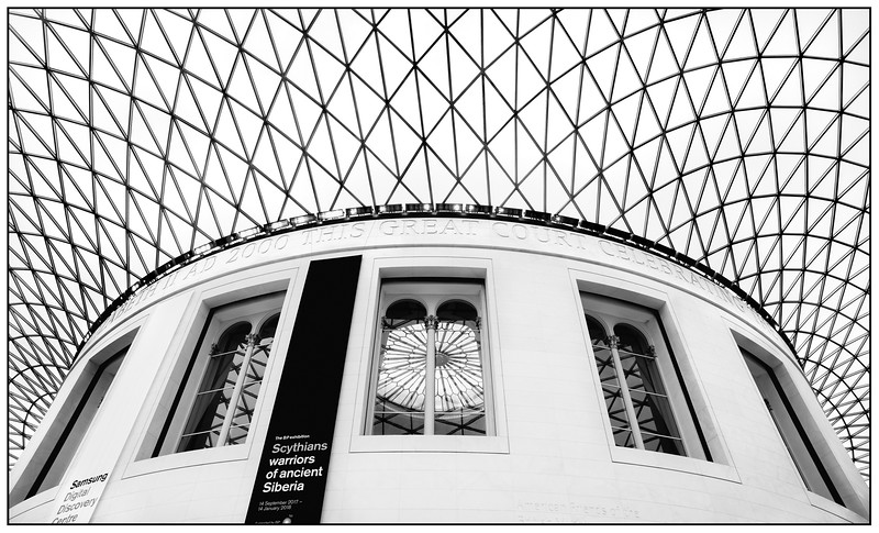 A Grade Honours, Chris Duggan - British Museum.