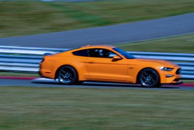 2020 July Pitt Race TNiA Interm Orange Mustang