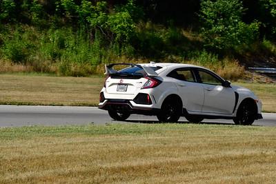 2020 July Pitt Race TNiA Interm White Civic