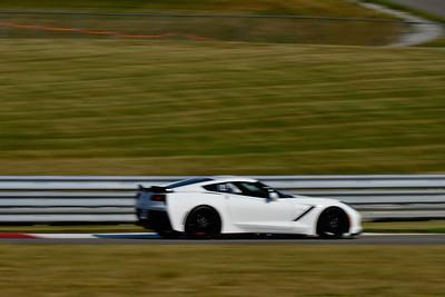 2020 July Pitt Race TNiA Interm White Vette