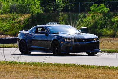 2020 July Pitt Race TNiA Blk Camaro