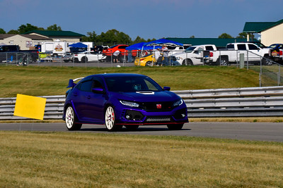 2020 July Pitt Race TNiA Purple Civic